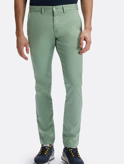Chino Stretch Gabardine Slim