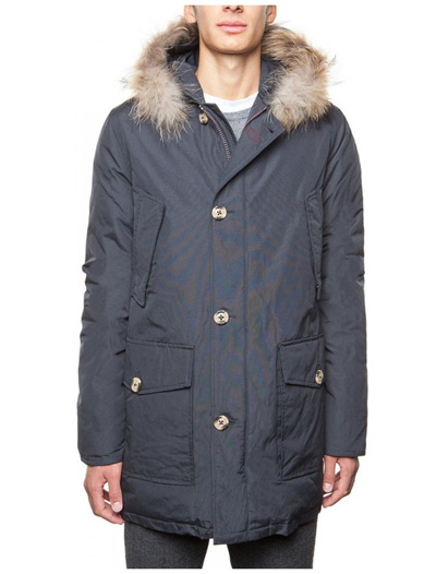 Manitoba downparka  Eco Fur