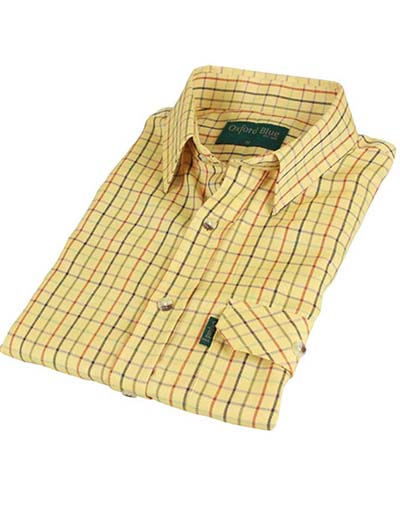Darwen Check Shirt