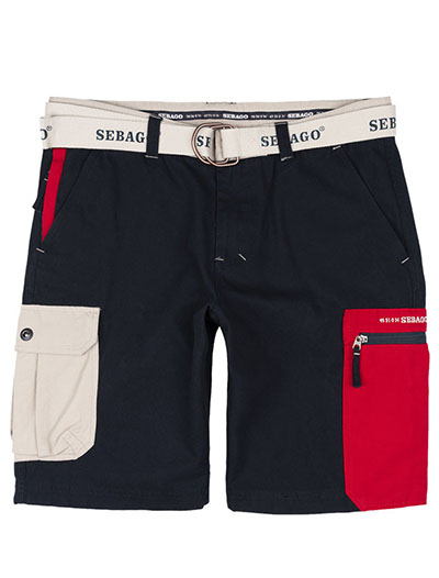 Red Pocket shortsit